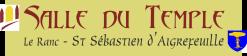 Logos temple bandeau